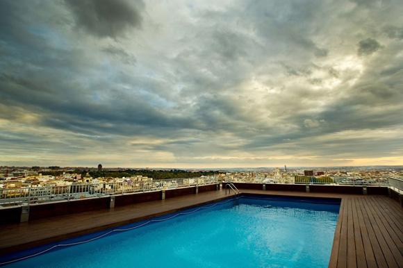 Centro Financiero, las mejores terrazas con vistas de Madrid
