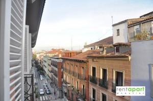 Vistas apartamento Glamour Fuencarral. www.rentapartmagazine.com