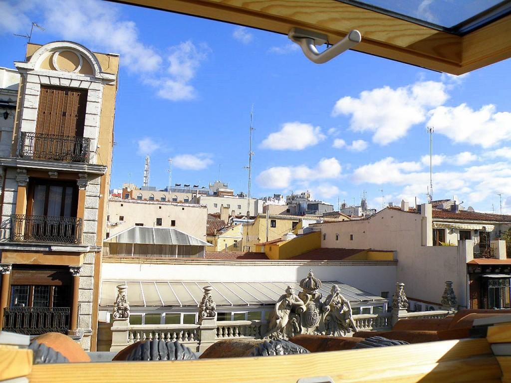 vistas apartamento Mirador de la Ópera. www.rentapartmagazine.com
