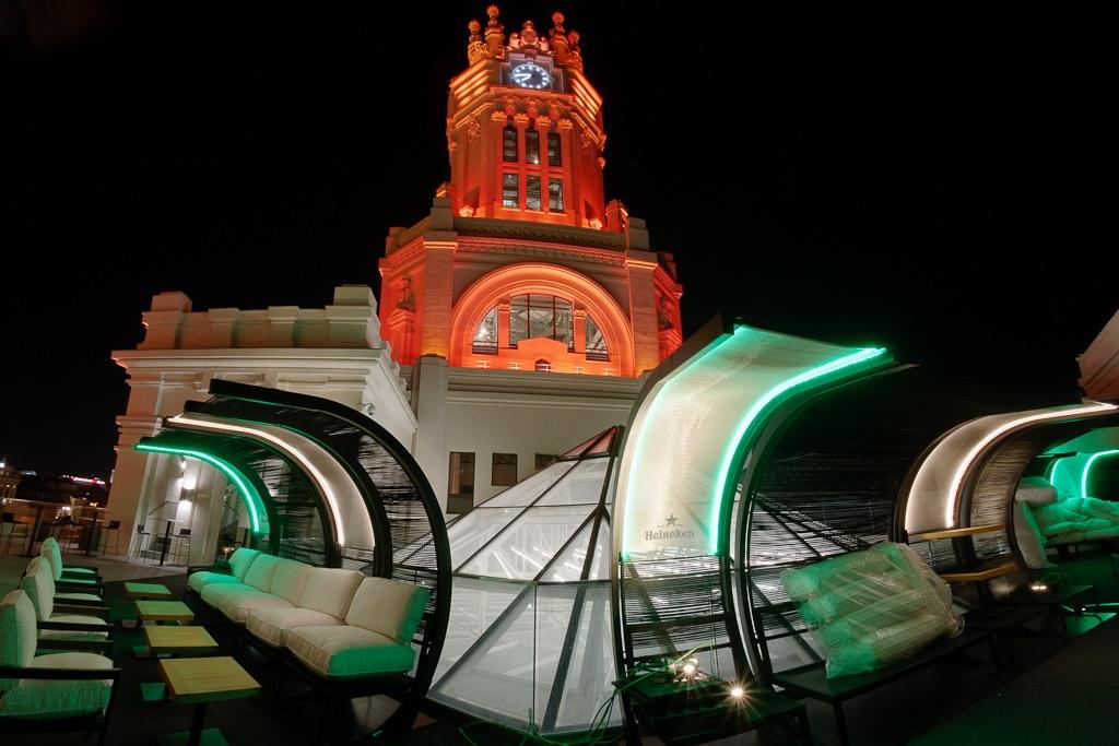 TERRAZA CIBELES ; las Mejores terrazas con vistas de Madrid
