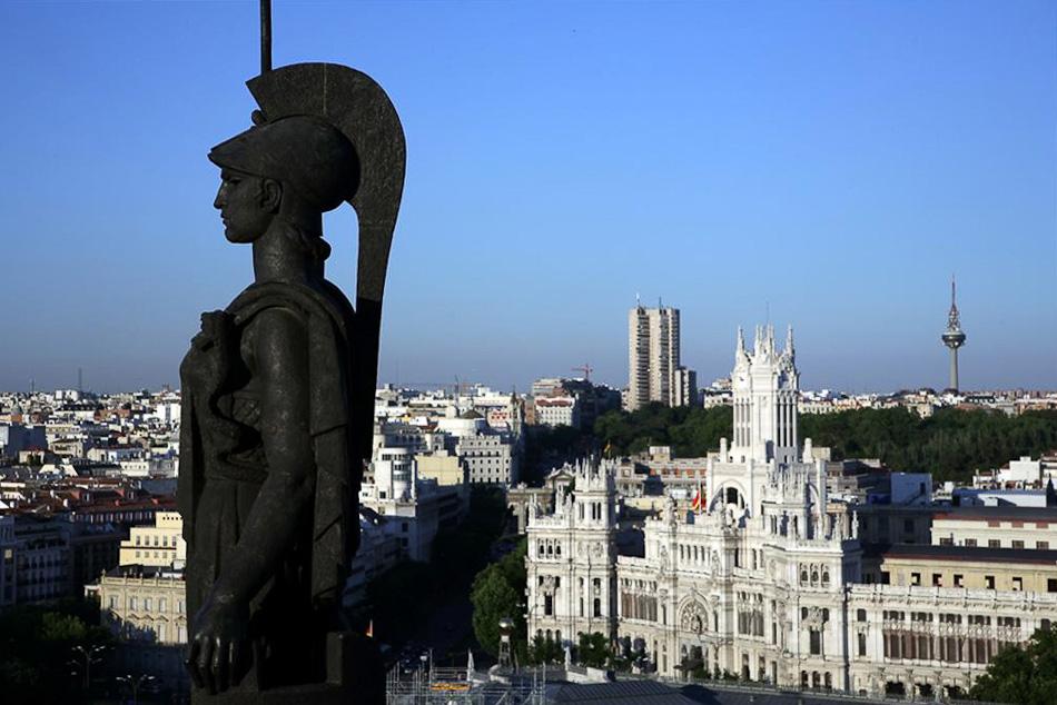 CBA, Las mejores terrazas con vistas de Madrid