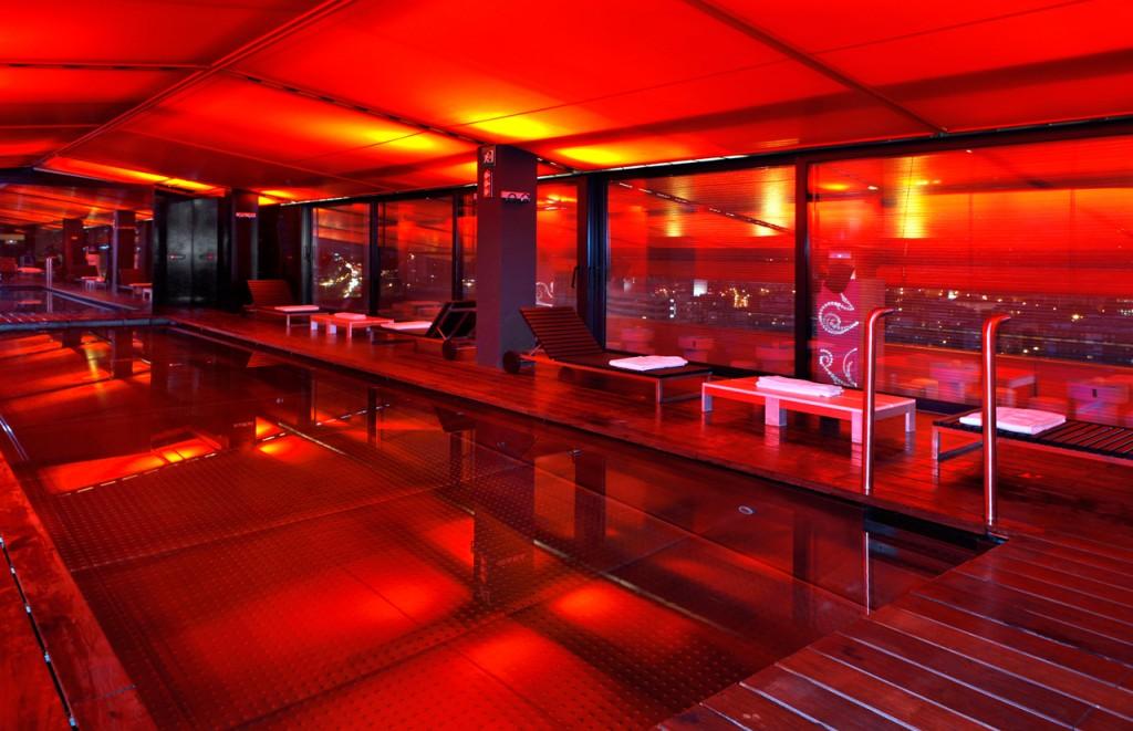 Hotel Silken Puerta de América, Las mejores terrazas con vistas de Madrid