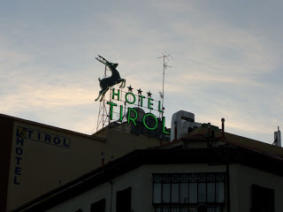 las mejores terrazas con visas de Madrid