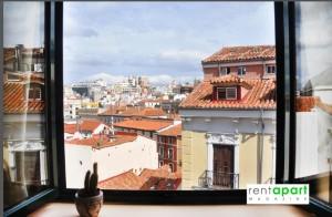 vistas apartamento Gran Ópera Plaza, www.rentapartmagazine.com