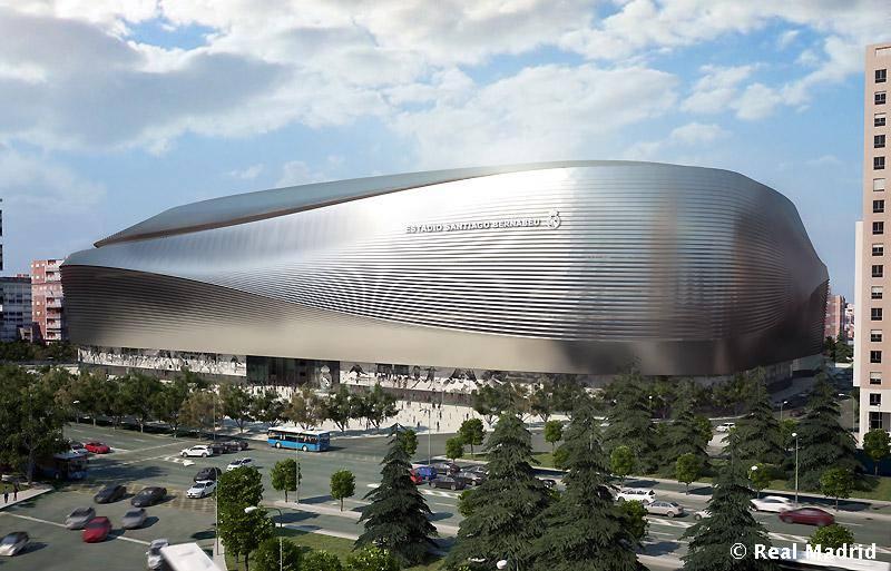Nuevo estadio Bernabéu