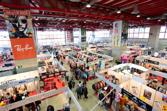 feria outlet stock madrid