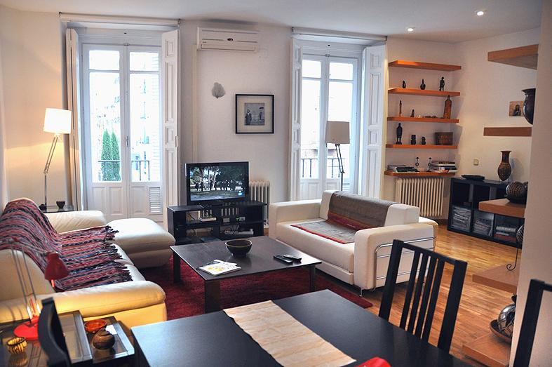 Apartamentos con encanto en Madrid