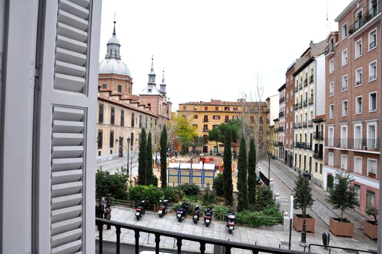 Pisos por días en Madrid:  apartament