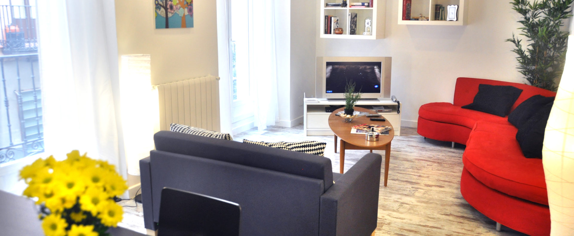 Alquiler de apartamentos por d as en madrid rentapart magazine - Habitacion por dias madrid ...